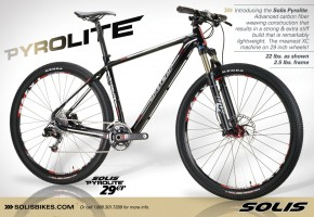 29er Mountain Bike Magazine Ad