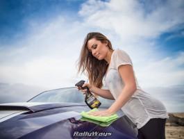 Car Detailing Girl