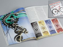 Road Bike Action Magazine Ad